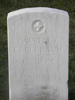 Lawrence Creekbaum