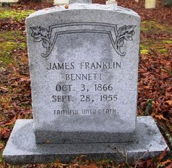 James Franklin Bennett