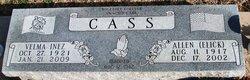 """Allen """"Elick"""" Cass"""