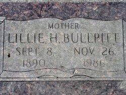 Lillie Bullpitt