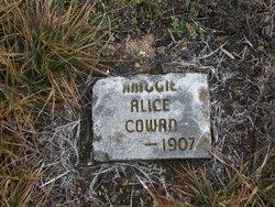 Maggie Alice <I>Sites</I> Cowan