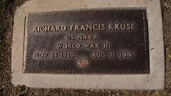 Richard Francis Kruse