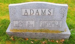 Clifford D Adams