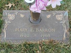 Mary Elizabeth <I>Hunt</I> Barron
