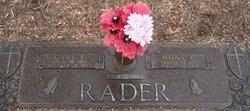 Carl Eugene Rader