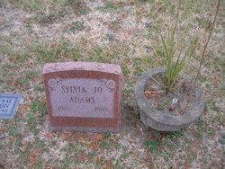 Sylvia Jo Adams