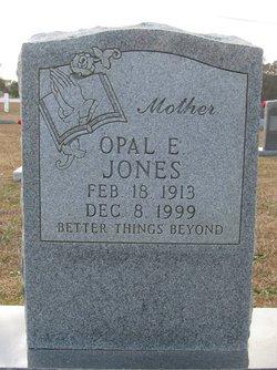 Opal Y <I>Ervin</I> Jones