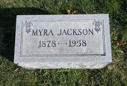 Mary Myra <I>Kirk</I> Jackson