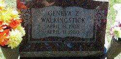 Geneva Zoe <I>Hamilton</I> Walkingstick
