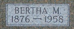 Bertha M <I>Krogmann</I> Blumhagen