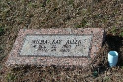 Wilma Kay Allen