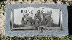 Reiny Foster