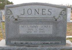 Isaac McClammy Jones