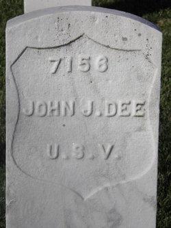 John J Dee