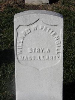 Willard W. Pettengill