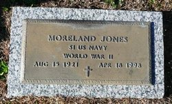 Moreland Jones