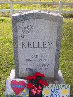 Olga Mary <I>Fey</I> Kelley