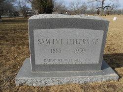 """Sam Eve """"Sammie"""" Jeffers, Sr"""