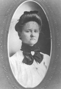 Clauda May Bell <I>Armstrong</I> Allen