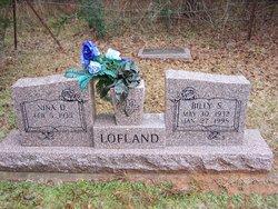 """Billy Seth """"Bill"""" Lofland"""