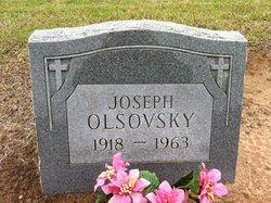 Joseph Olsovsky