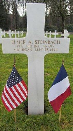 PFC Elmer A Steinbach