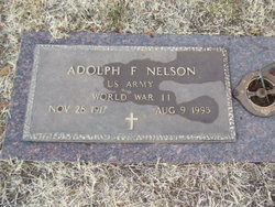 Adolph Francis Nelson
