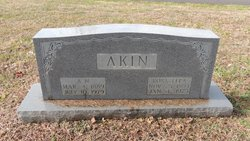 "Arvin Norman ""A.N."" Akin"