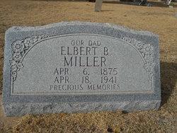 Elbert B Miller