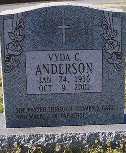 Dorothy Vyda <I>Carter</I> Anderson
