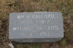 William H Ballard