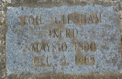 Loie Alta <I>Glenham</I> Ikerd