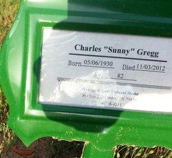"Charles Morgan ""Sunny"" Gregg"