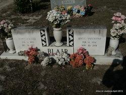 Jessie Valentine <I>Edwards</I> Blair