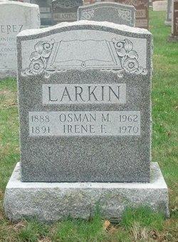 "Osman Melbourne ""Ossie"" Larkin"
