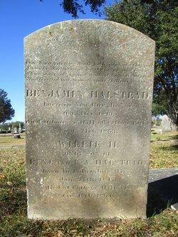 Benjamin Halstead