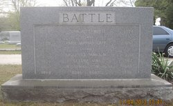 Dora L. <I>Burns</I> Battle