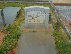 Mary Sue <I>Grant</I> Boyt