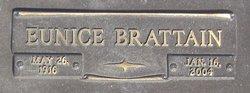 Eunice <I>Brattain</I> Murphy