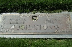 Chester K Johnston