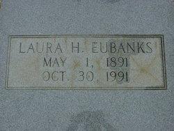 Laura Bell <I>Hester</I> Eubanks