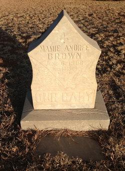 Mamie Andree Brown