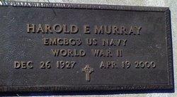 Harold Edward Murray