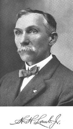 """Henry Harrison """"Harry"""" Laub Jr."""