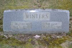 Ida Jane <I>VanSickle</I> Winters
