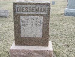 John Raymon Giesseman