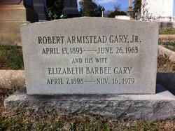 Robert Armistead Gary, Jr