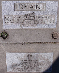 1LT John C. Ryan