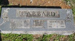 Helen R <I>Johnson</I> Gabbard