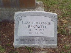 "Elizabeth ""Libby"" <I>Connor</I> Treadwell"